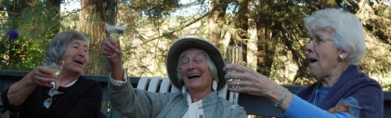 Crone Power! Profiles of Inspiring Older Women