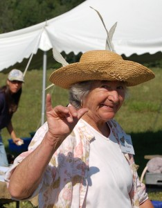 Barbara Yeaman founded the Delaware Highlands Conservancy land trust.