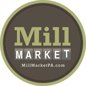 Mill Market carries local food and goods sourced within 200 miles of Hawley, Pennsylvania.