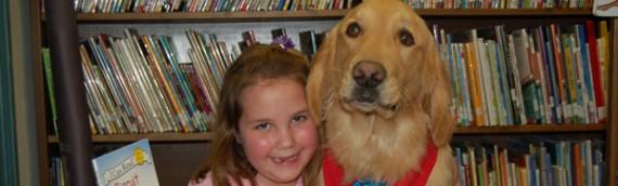 Tail Waggin' Tutors – Kids Read to Dogs