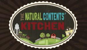 Natural Contents Kitchen logo.
