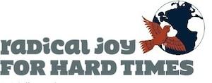 Radical Joy for Hard Times logo.