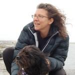 Photo of Sandy Long, Heron's Eye Co-Founder, by Krista Gromalski.