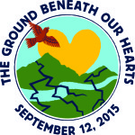 The Ground Beneath Our Hearts logo.