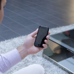 Photo of a smart phone like those used in Coal Cracker's smart phone photo editing workshop.